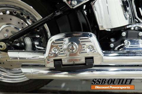 2010 Harley-Davidson Softail® Fat Boy® in Eden Prairie, Minnesota - Photo 8