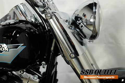 2010 Harley-Davidson Softail® Fat Boy® in Eden Prairie, Minnesota - Photo 14
