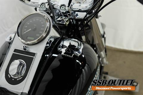 2010 Harley-Davidson Softail® Fat Boy® in Eden Prairie, Minnesota - Photo 15