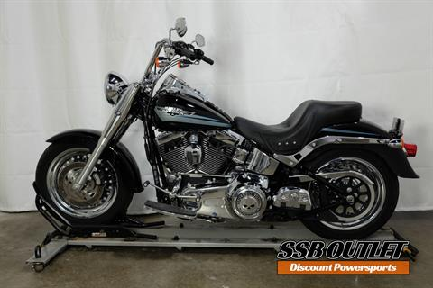 2010 Harley-Davidson Softail® Fat Boy® in Eden Prairie, Minnesota - Photo 4
