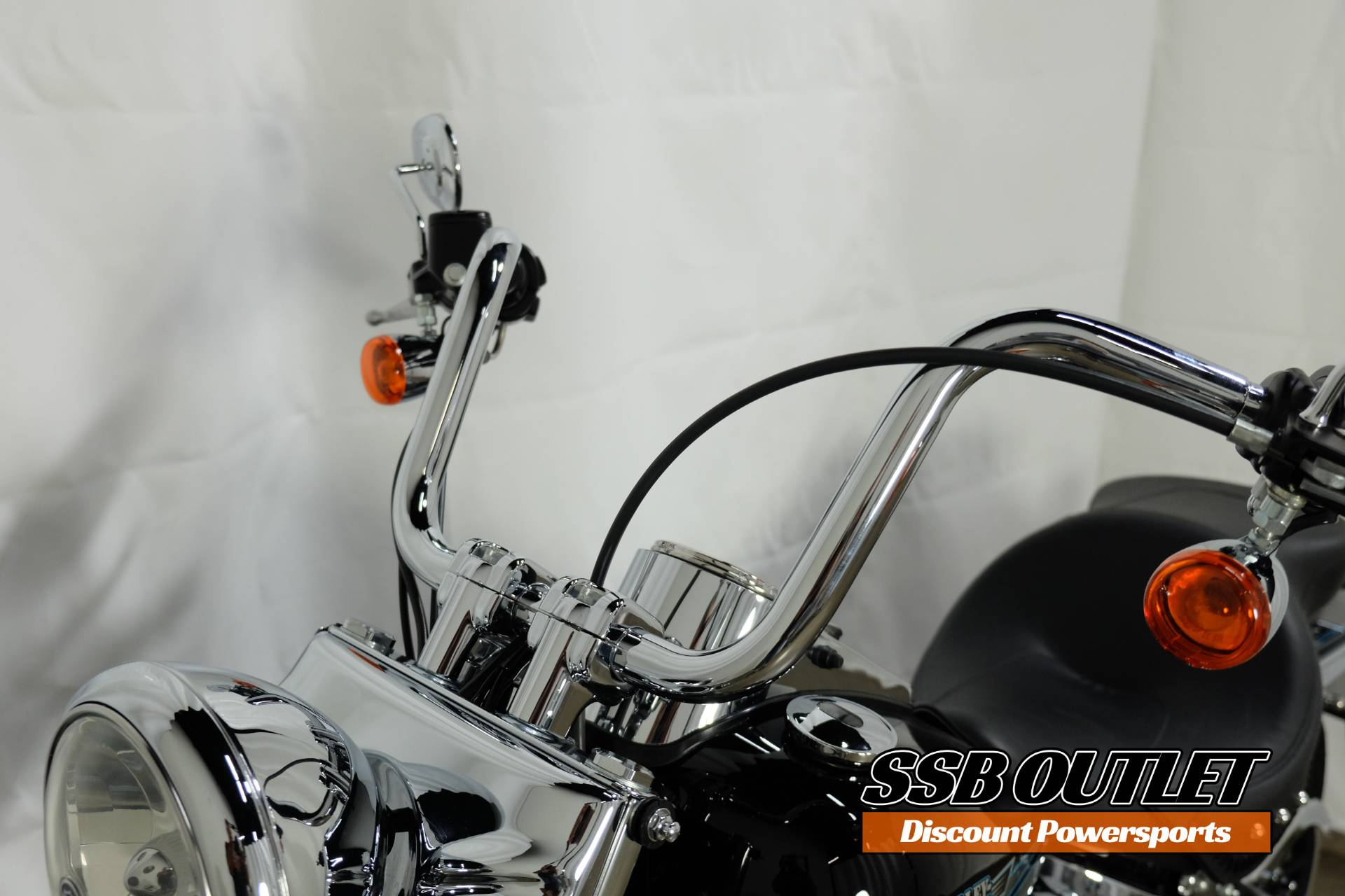 2010 Harley-Davidson Softail® Fat Boy® in Eden Prairie, Minnesota - Photo 17