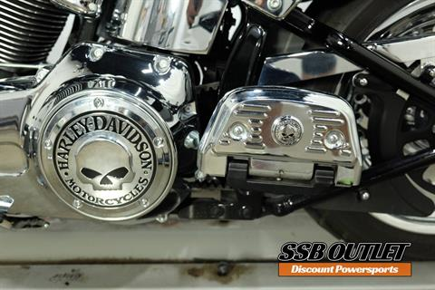 2010 Harley-Davidson Softail® Fat Boy® in Eden Prairie, Minnesota - Photo 21