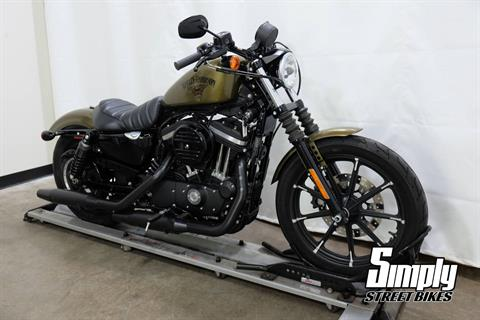 2016 Harley-Davidson Iron 883 in Eden Prairie, Minnesota - Photo 2