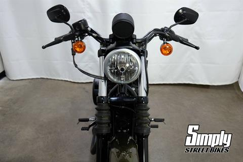 2016 Harley-Davidson Iron 883 in Eden Prairie, Minnesota - Photo 43