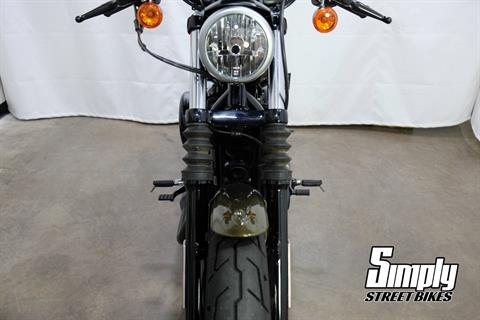 2016 Harley-Davidson Iron 883 in Eden Prairie, Minnesota - Photo 44
