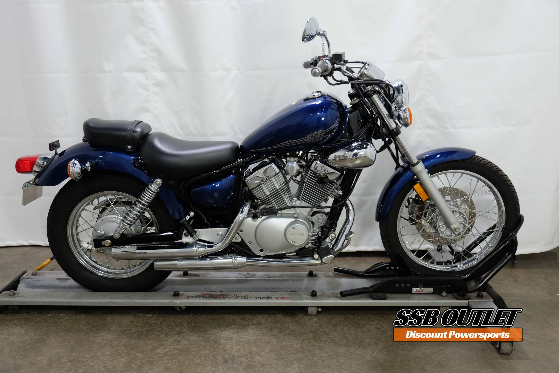 2013 Yamaha V Star 250 in Eden Prairie, Minnesota - Photo 1
