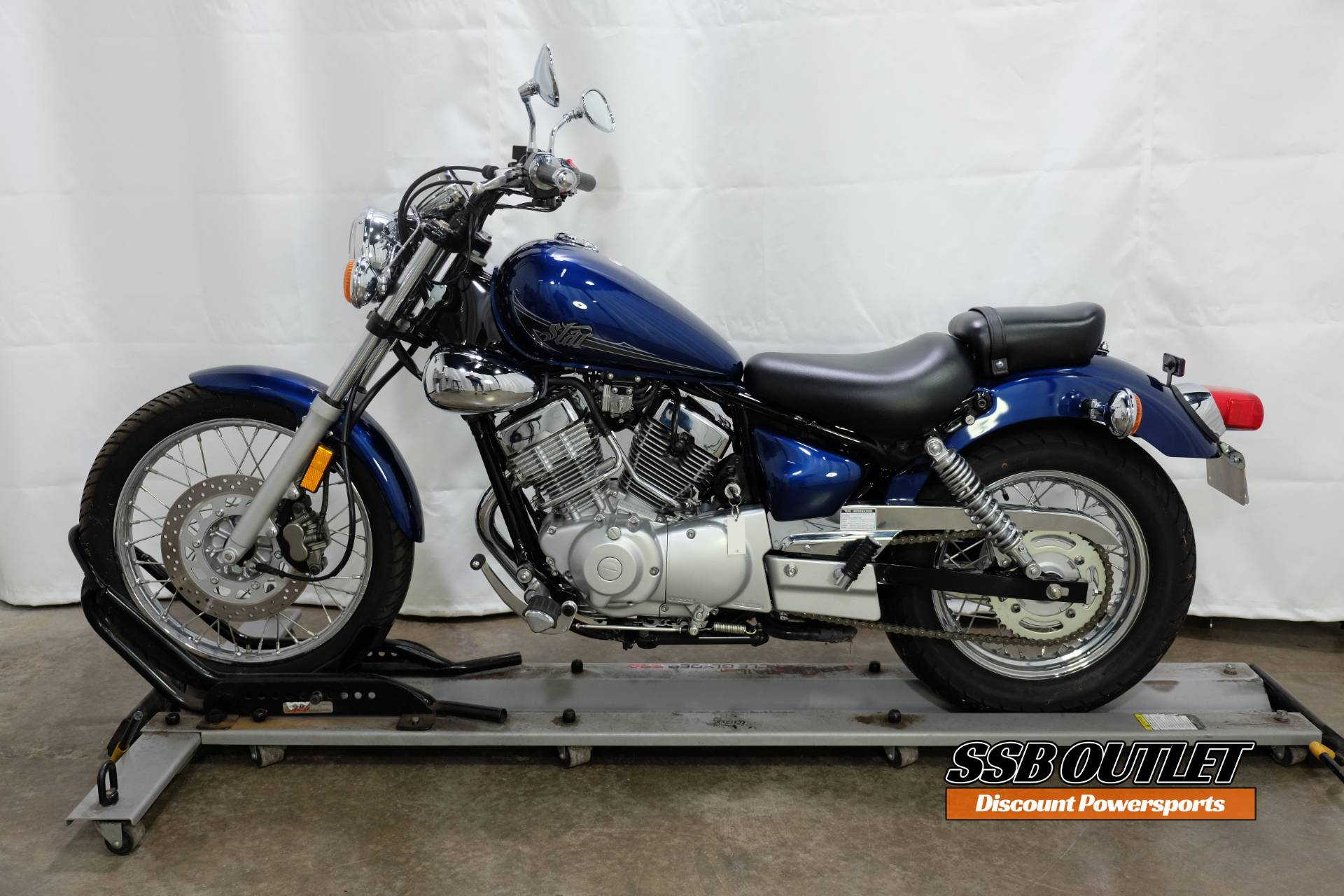 2013 Yamaha V Star 250 in Eden Prairie, Minnesota - Photo 4