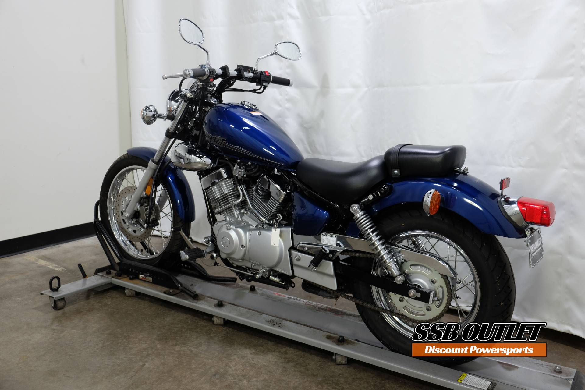 2013 Yamaha V Star 250 in Eden Prairie, Minnesota - Photo 5