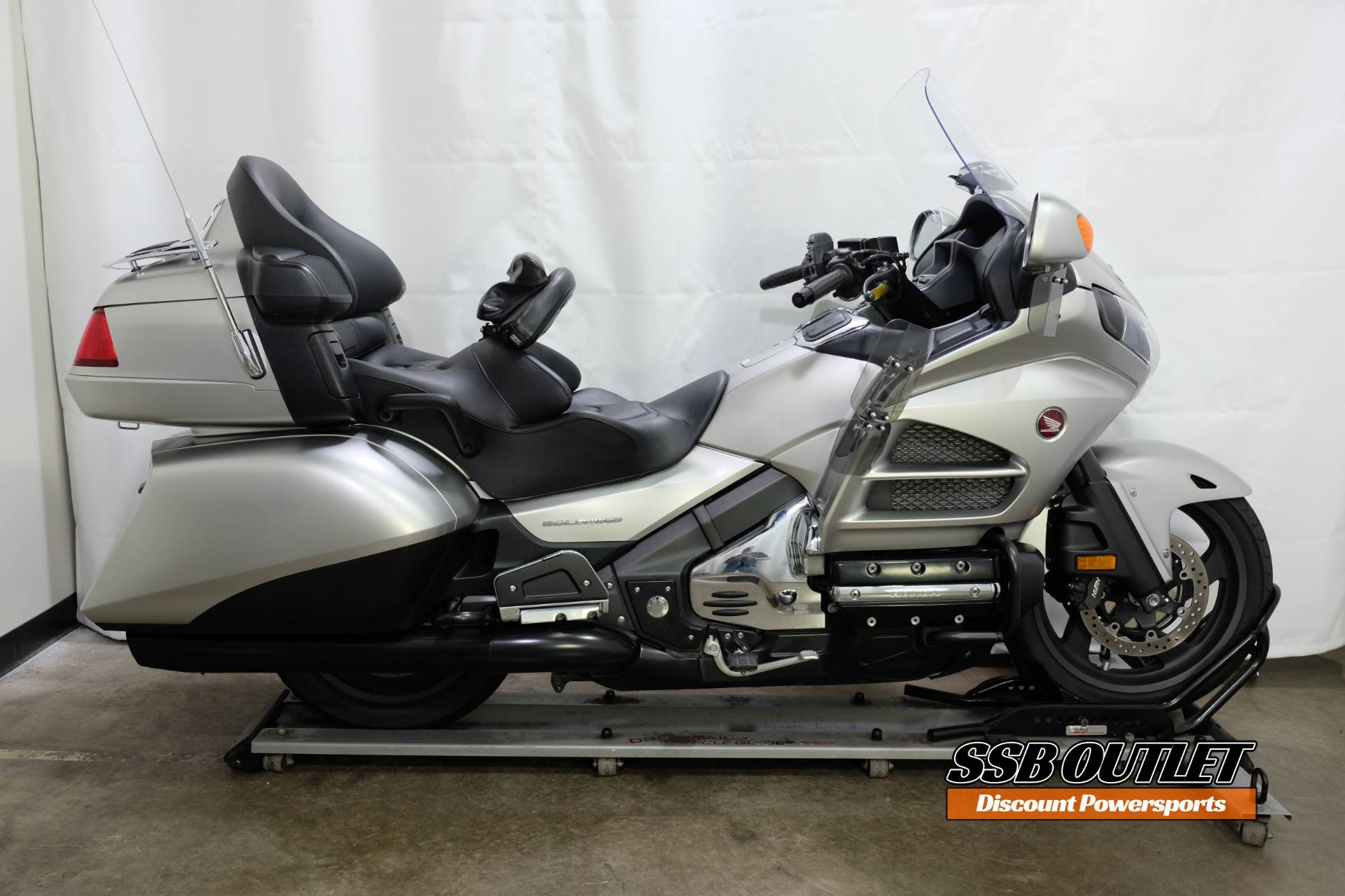 2016 Honda Gold Wing Audio Comfort in Eden Prairie, Minnesota - Photo 1