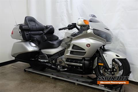 2016 Honda Gold Wing Audio Comfort in Eden Prairie, Minnesota - Photo 2