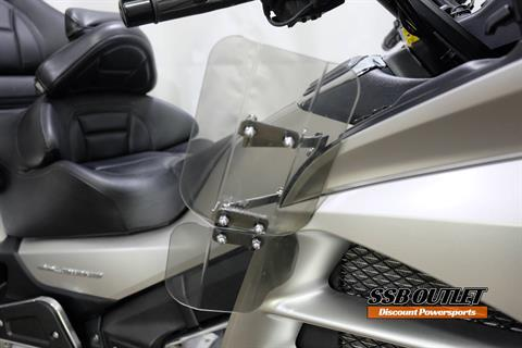 2016 Honda Gold Wing Audio Comfort in Eden Prairie, Minnesota - Photo 9