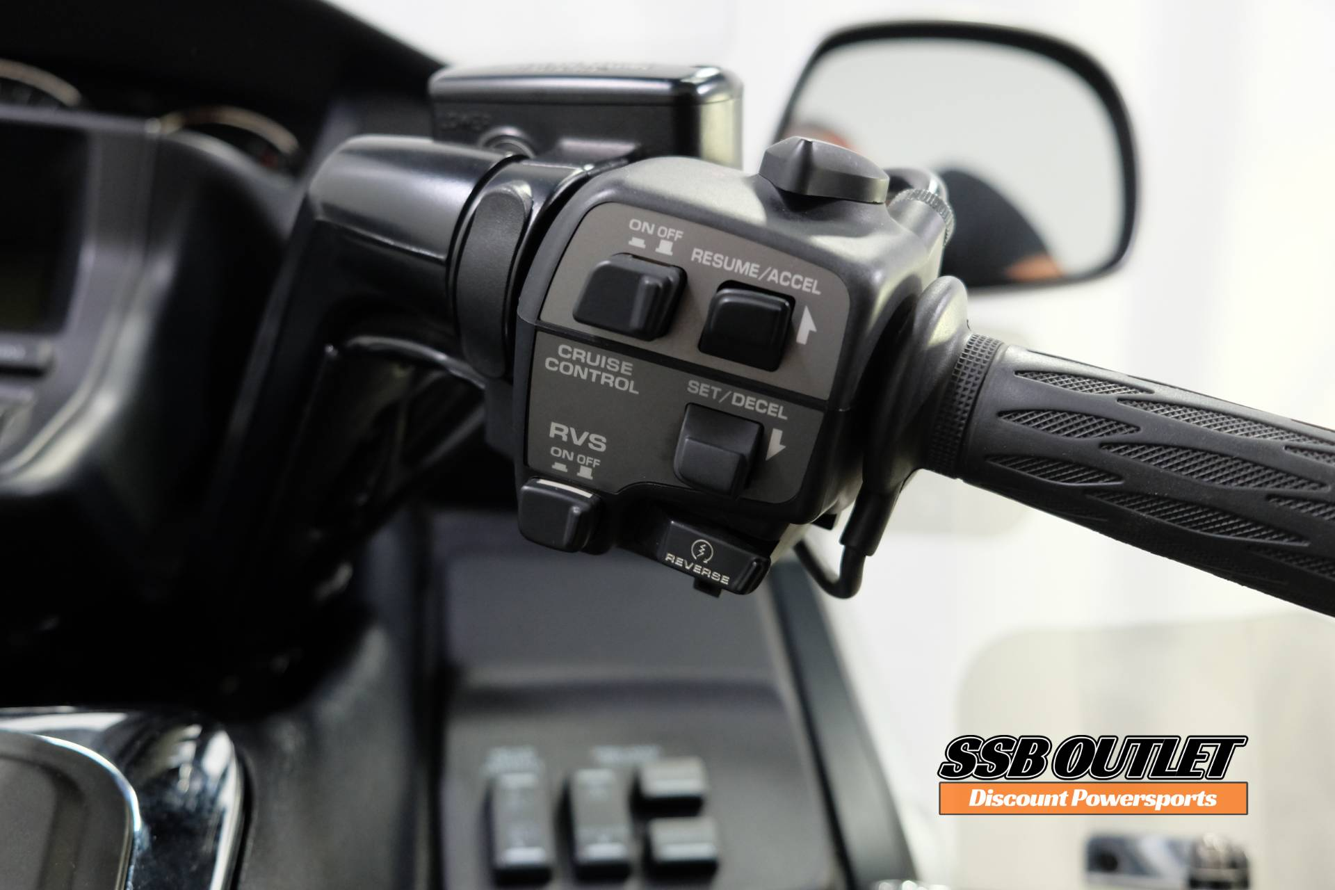 2016 Honda Gold Wing Audio Comfort in Eden Prairie, Minnesota - Photo 16