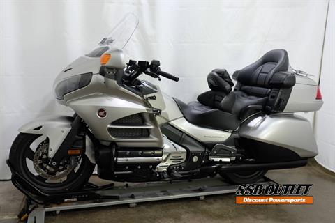 2016 Honda Gold Wing Audio Comfort in Eden Prairie, Minnesota - Photo 3