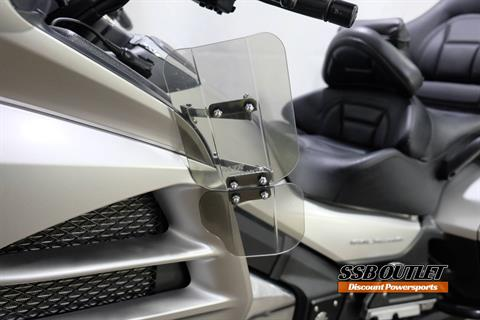 2016 Honda Gold Wing Audio Comfort in Eden Prairie, Minnesota - Photo 19