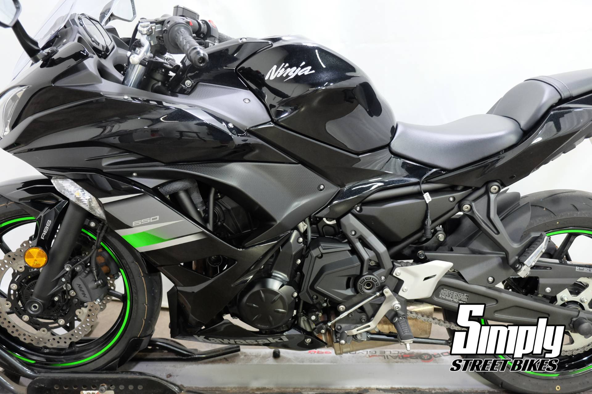 2019 Kawasaki Ninja 650 in Eden Prairie, Minnesota - Photo 27