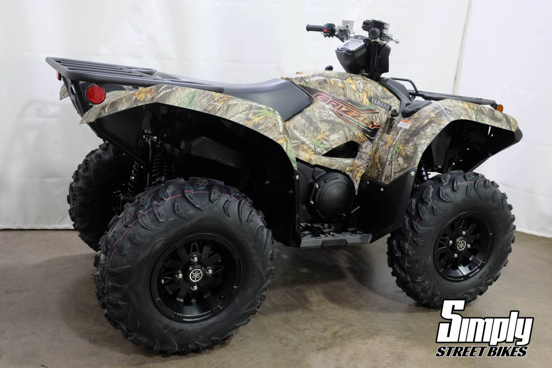 2020 Yamaha Grizzly EPS in Eden Prairie, Minnesota - Photo 8