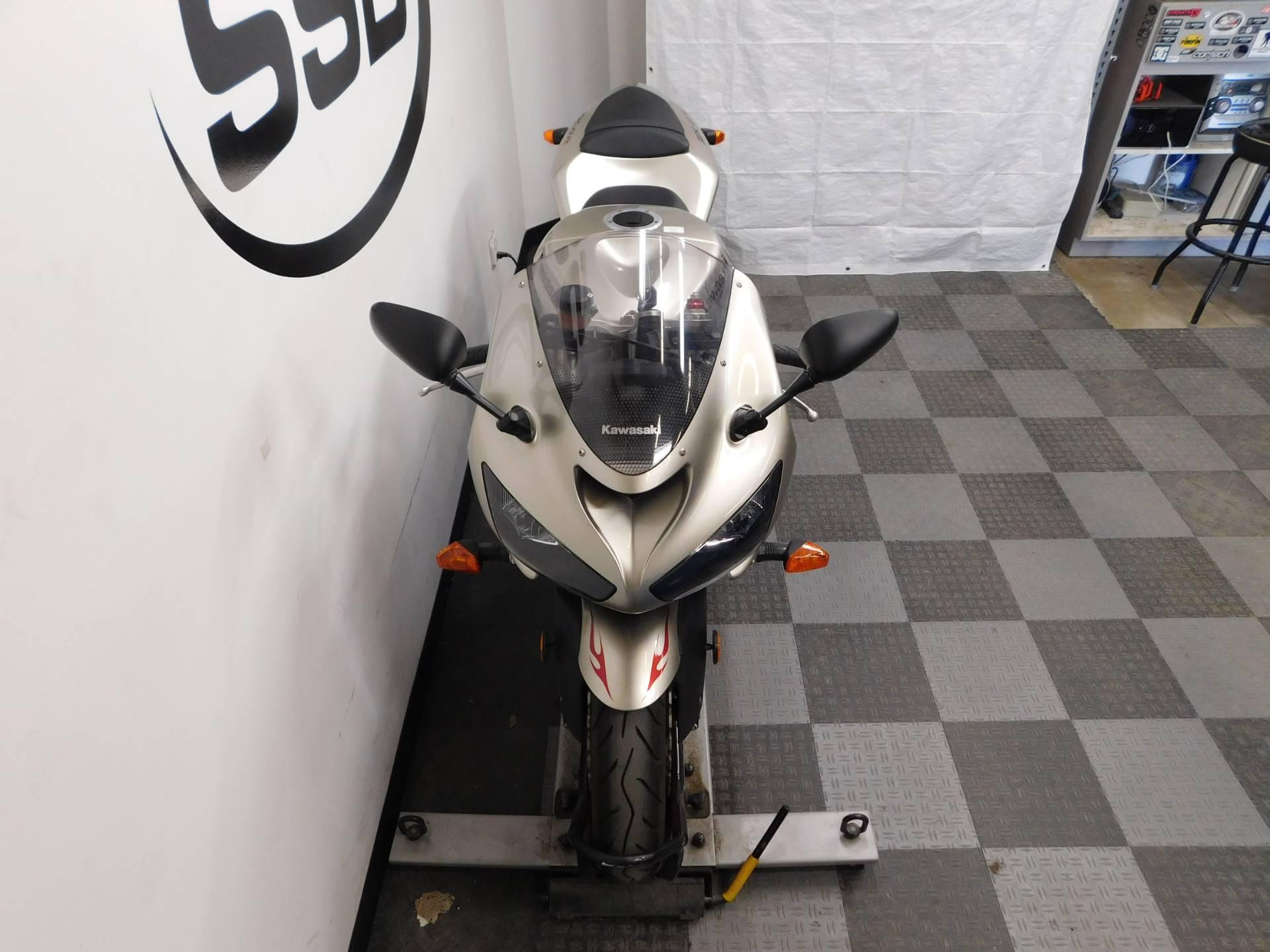2006 Kawasaki ZX6R 3