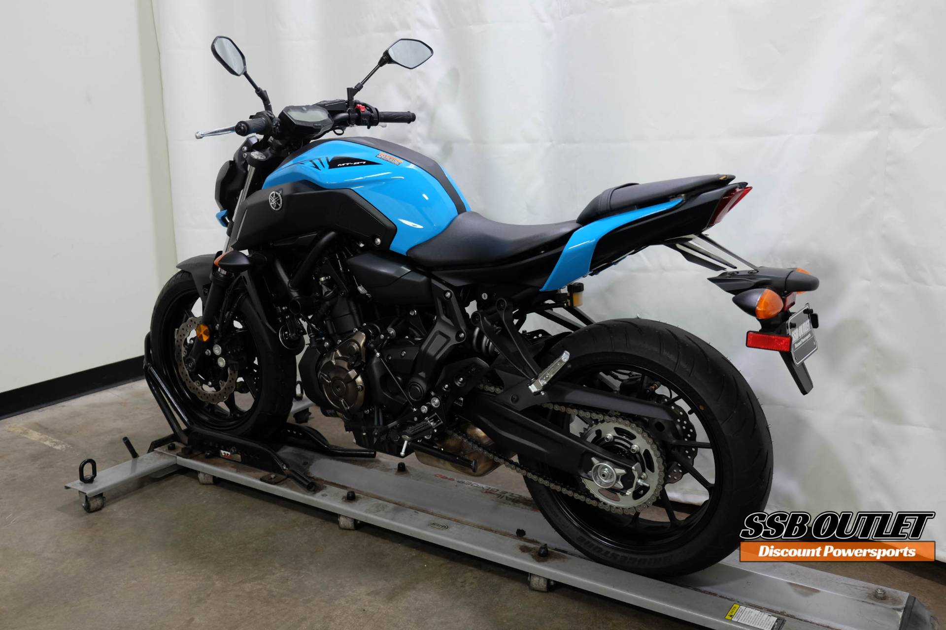 2019 Yamaha MT-07 in Eden Prairie, Minnesota - Photo 5