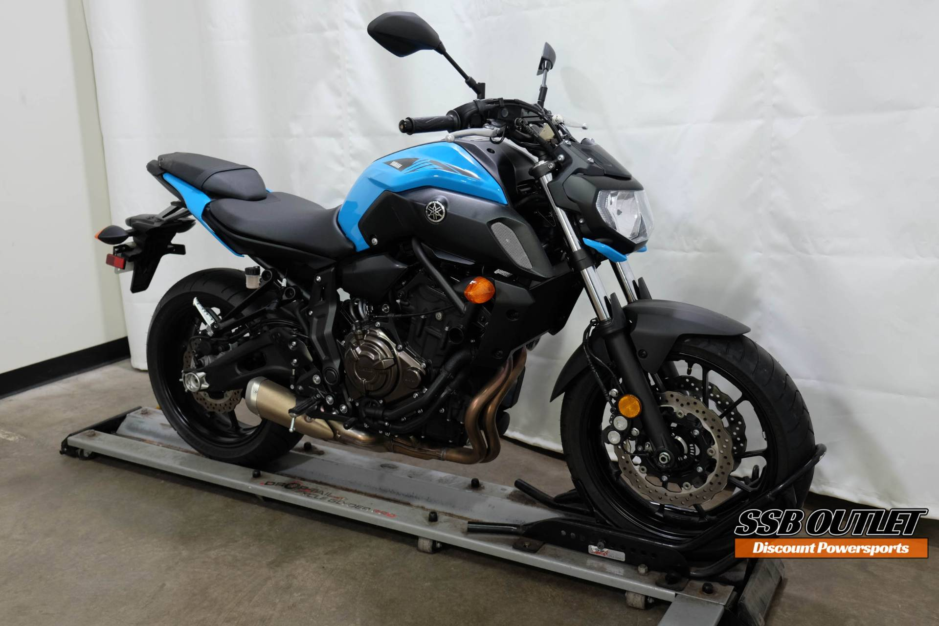 2019 Yamaha MT-07 in Eden Prairie, Minnesota - Photo 2