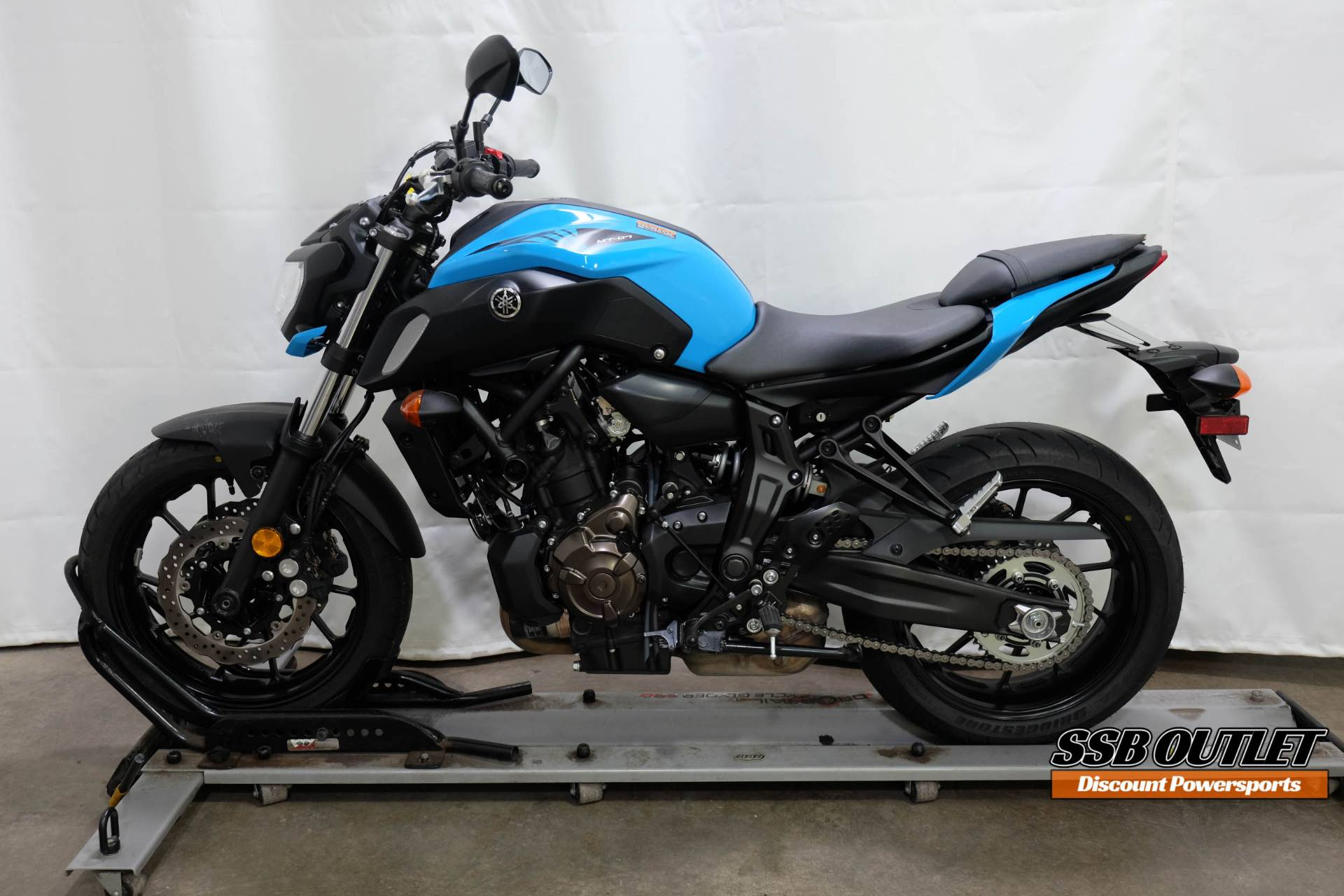 2019 Yamaha MT-07 in Eden Prairie, Minnesota - Photo 4