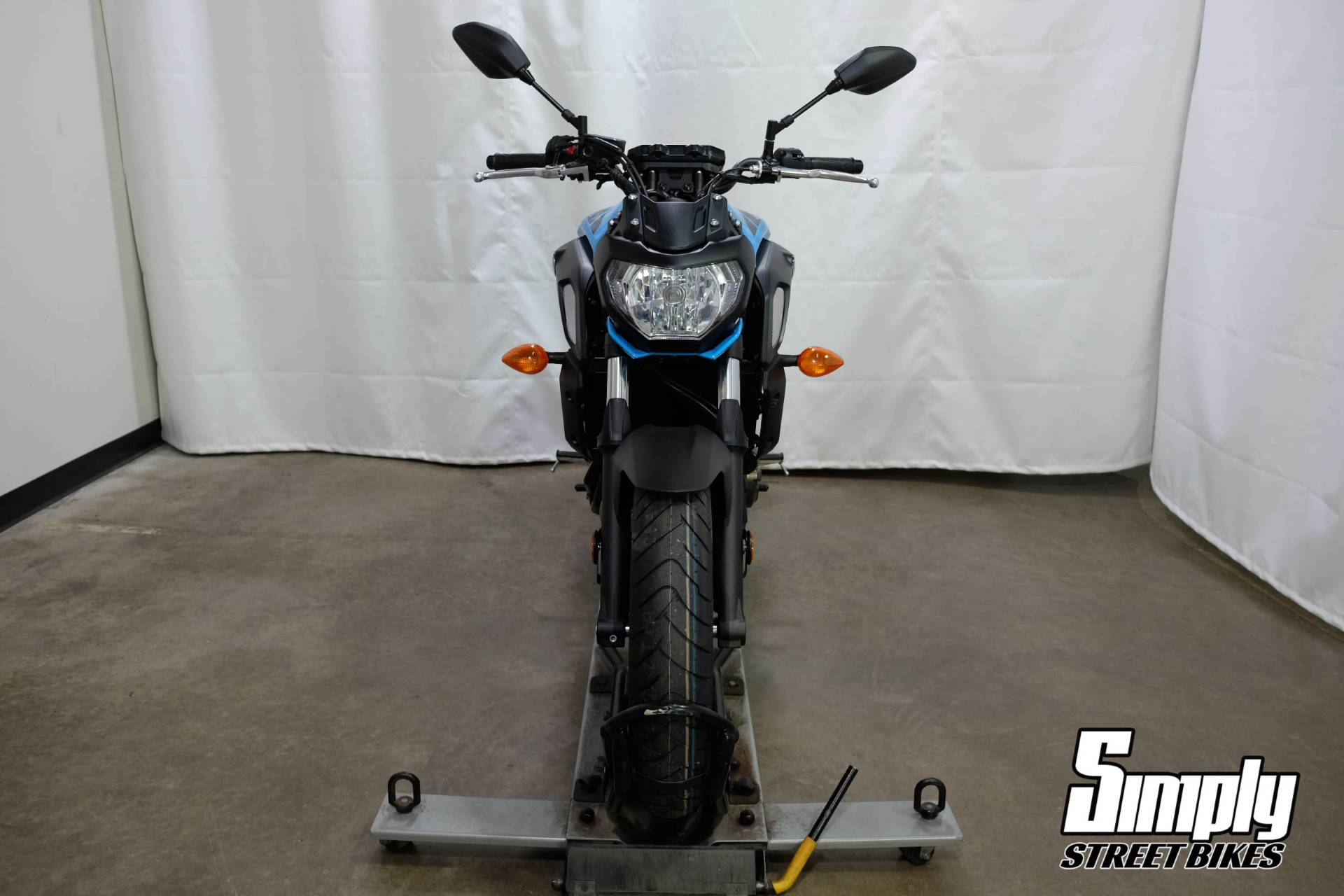 2019 Yamaha MT-07 in Eden Prairie, Minnesota - Photo 3