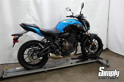 2019 Yamaha MT-07 in Eden Prairie, Minnesota - Photo 8
