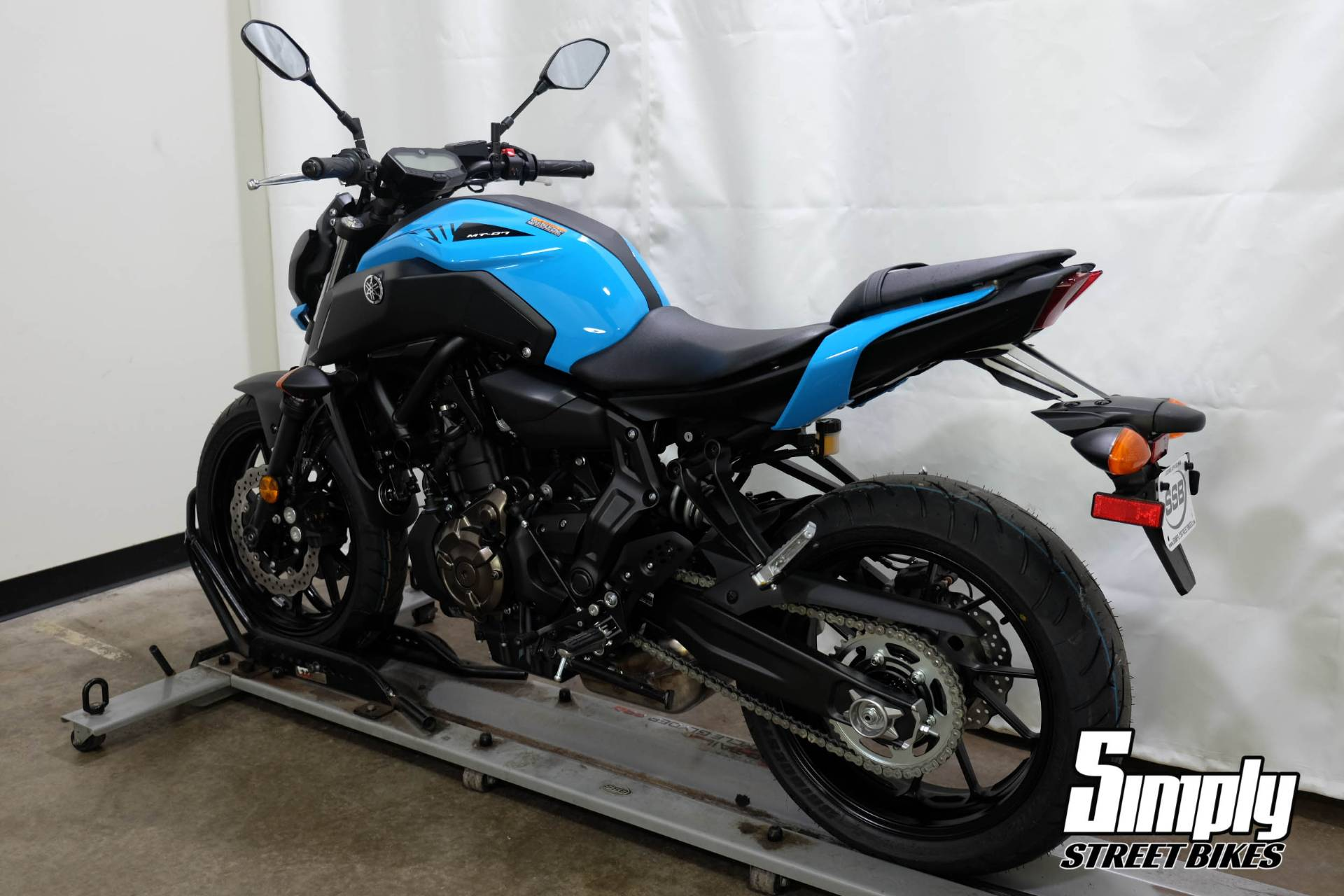 2019 Yamaha MT-07 in Eden Prairie, Minnesota - Photo 6