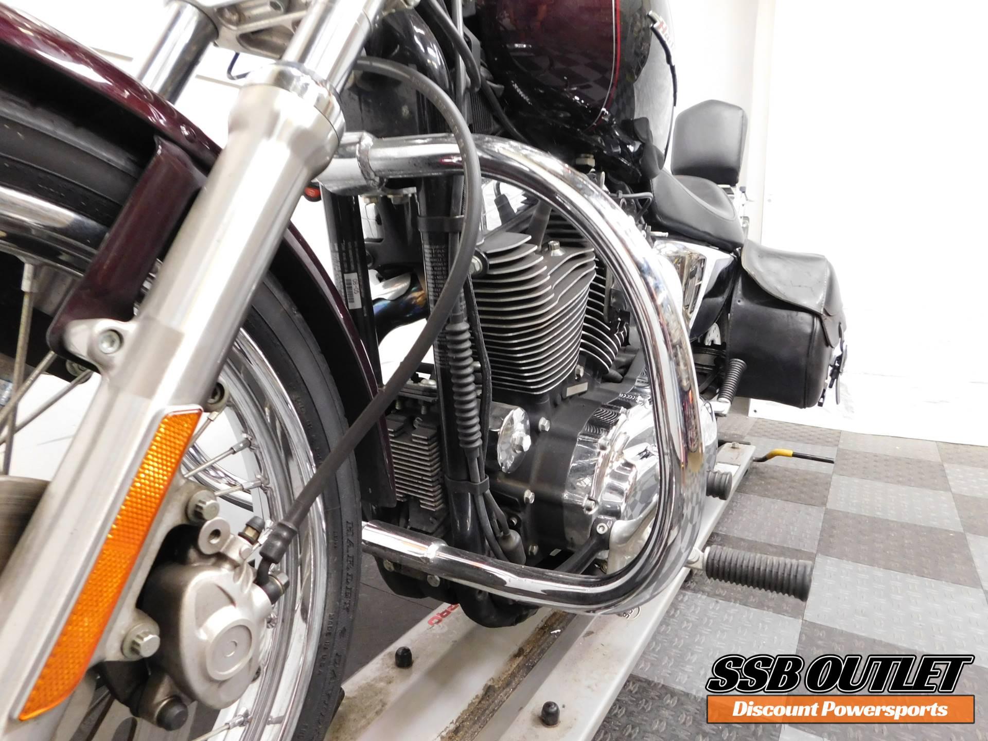 2006 Harley-Davidson Sportster 1200 Custom 10