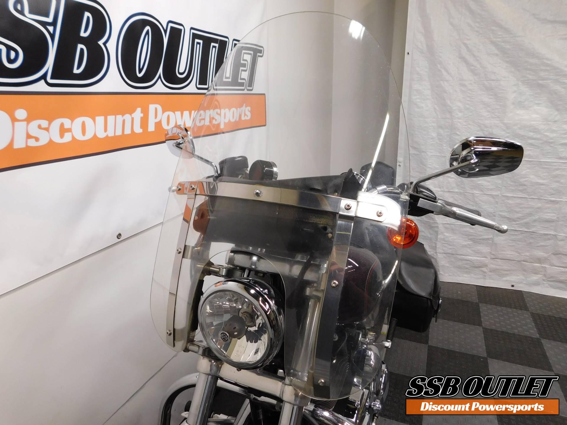 2006 Harley-Davidson Sportster 1200 Custom 11