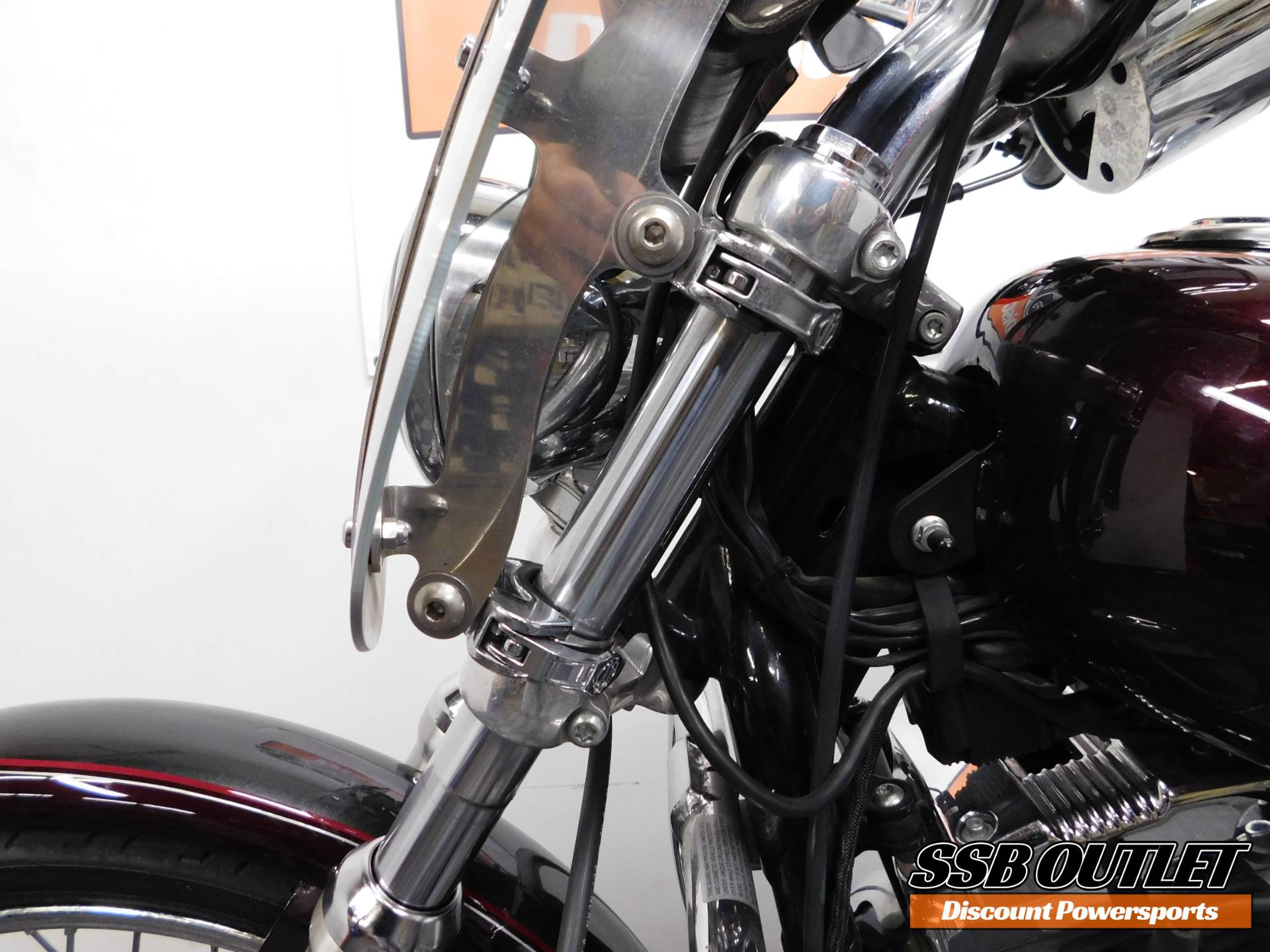 2006 Harley-Davidson Sportster 1200 Custom 12