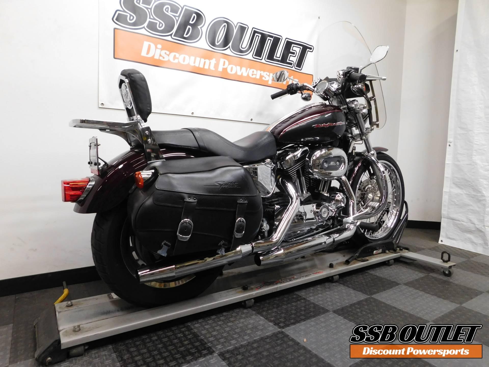 2006 Harley-Davidson Sportster 1200 Custom 6