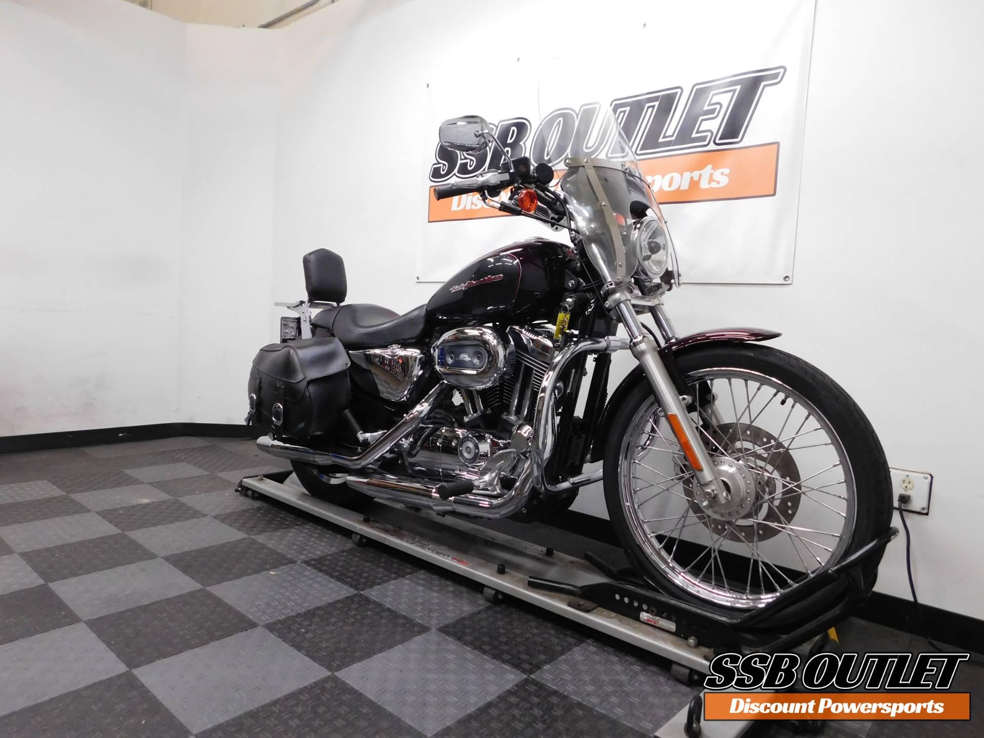 2006 Harley-Davidson Sportster 1200 Custom 2