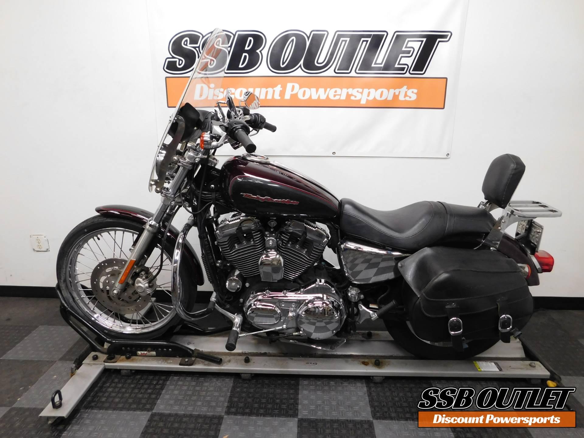 2006 Harley-Davidson Sportster 1200 Custom 4