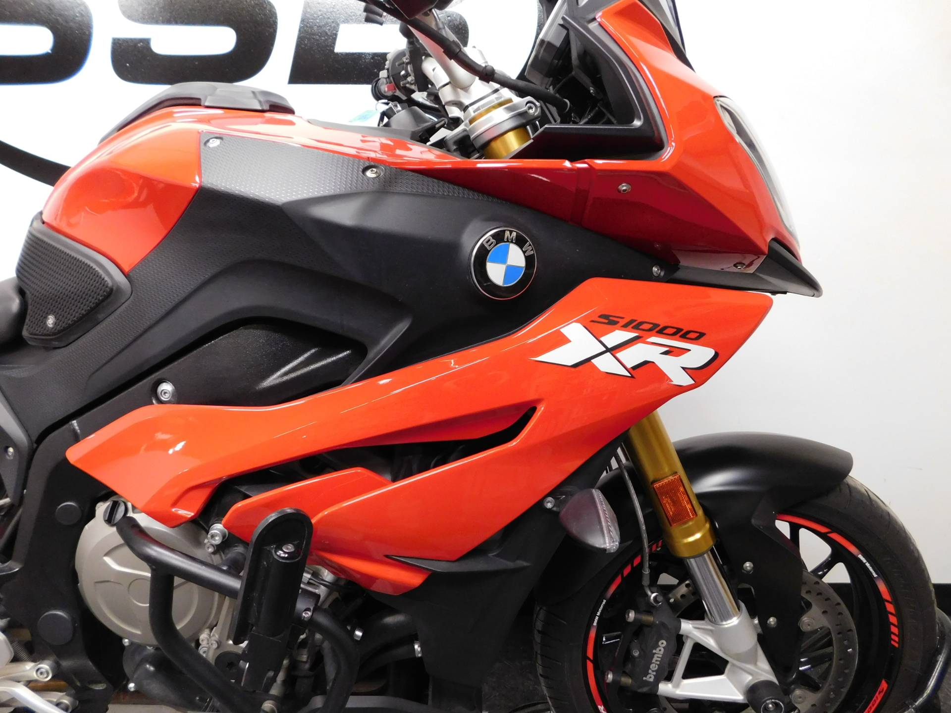 2016 BMW S 1000 XR in Eden Prairie, Minnesota