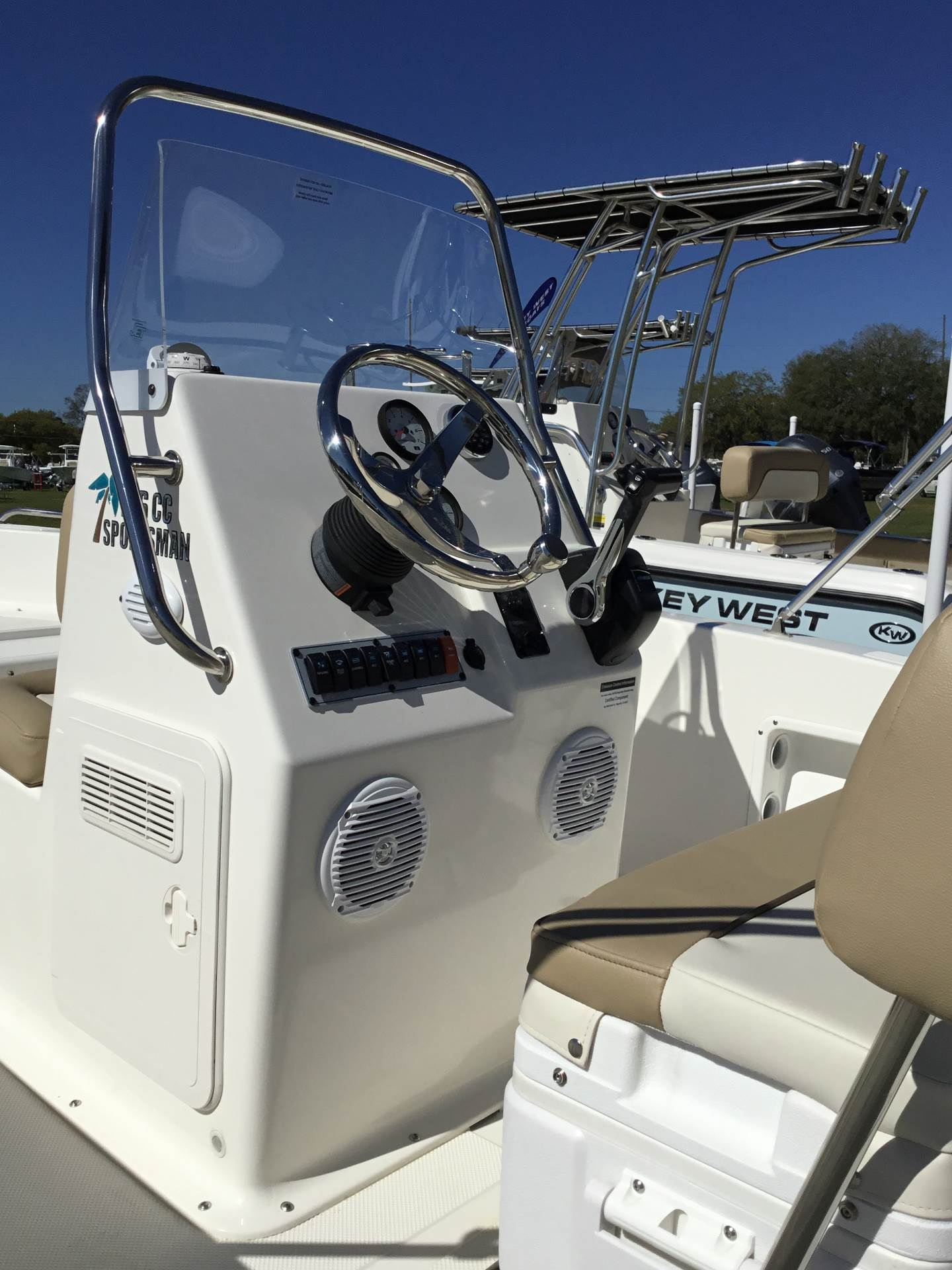 2018 Key West 176 Center Console in Perry, Florida