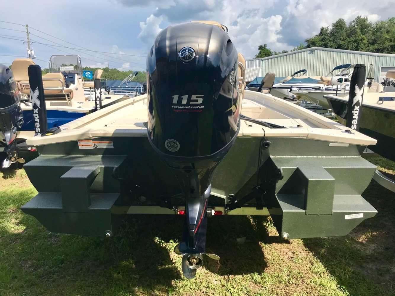 2018 Xpress SW20B in Perry, Florida