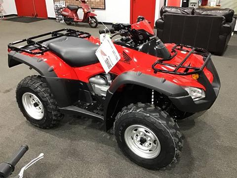 2021 Honda FourTrax Rincon in Moon Township, Pennsylvania - Photo 1