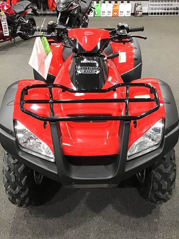 2021 Honda FourTrax Rincon in Moon Township, Pennsylvania - Photo 3