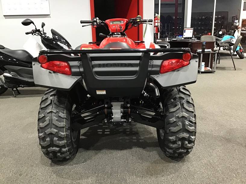 2021 Honda FourTrax Rincon in Moon Township, Pennsylvania - Photo 6