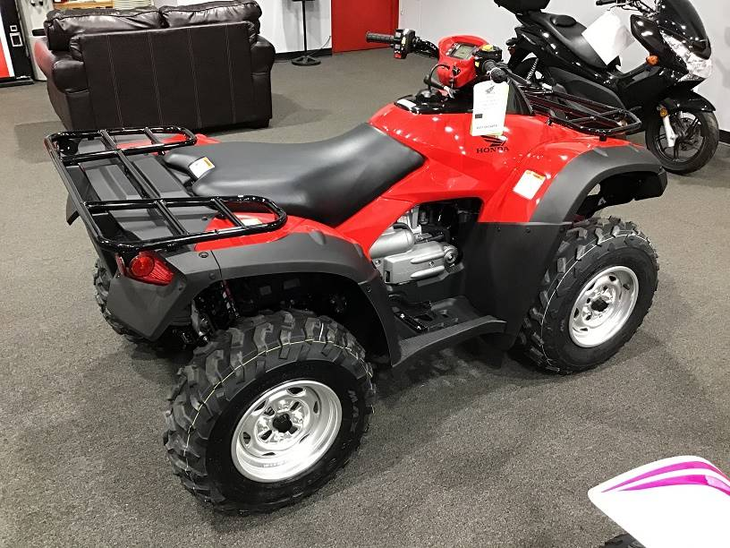 2021 Honda FourTrax Rincon in Moon Township, Pennsylvania - Photo 7
