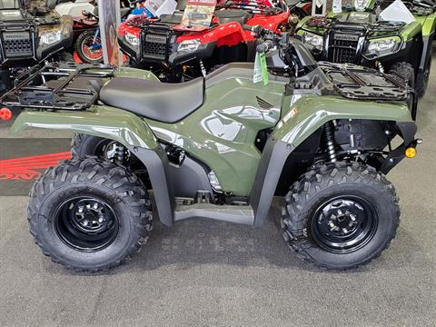 2021 Honda FourTrax Rancher 4x4 in Moon Township, Pennsylvania - Photo 2