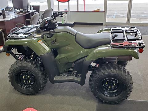 2021 Honda FourTrax Rancher 4x4 in Moon Township, Pennsylvania - Photo 1