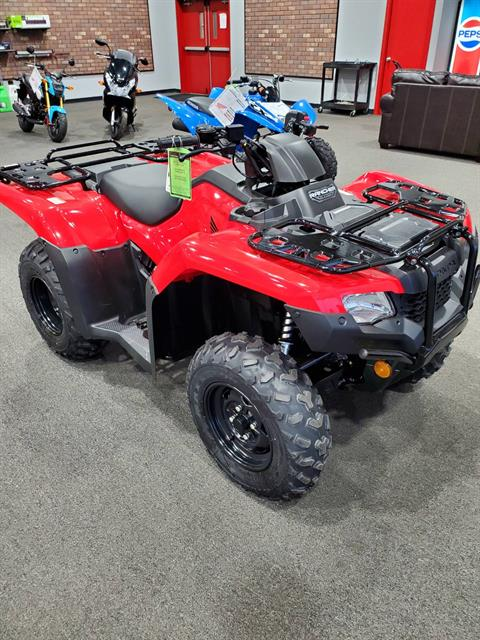 2021 Honda FourTrax Rancher 4x4 Automatic DCT EPS in Moon Township, Pennsylvania - Photo 5