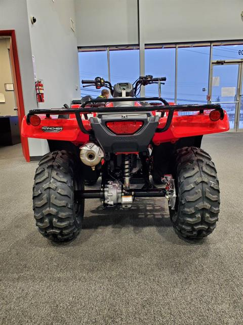 2021 Honda FourTrax Rancher 4x4 Automatic DCT EPS in Moon Township, Pennsylvania - Photo 7