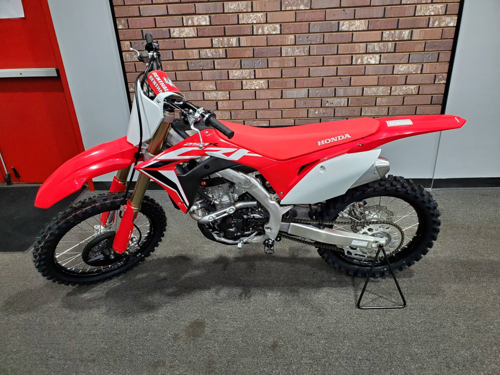 2021 Honda CRF250R in Moon Township, Pennsylvania - Photo 1