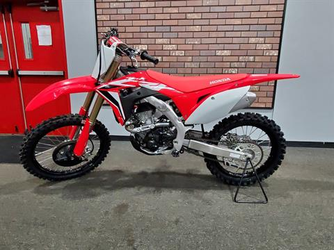 2021 Honda CRF250R in Moon Township, Pennsylvania - Photo 2