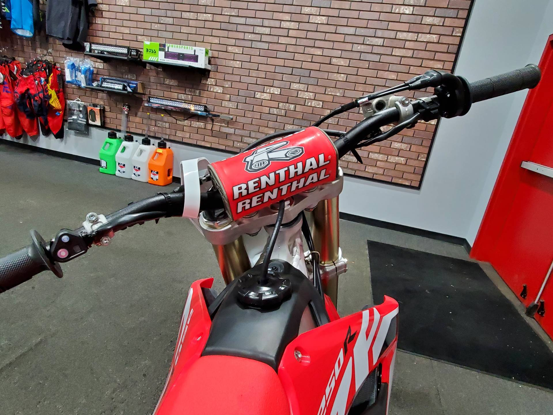 2021 Honda CRF250R in Moon Township, Pennsylvania - Photo 4