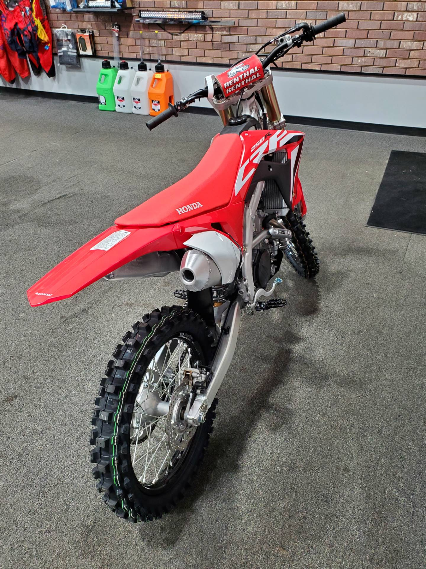 2021 Honda CRF250R in Moon Township, Pennsylvania - Photo 6