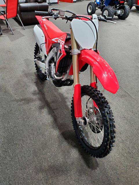 2021 Honda CRF250R in Moon Township, Pennsylvania - Photo 8
