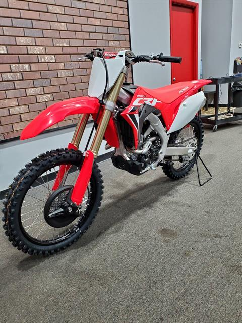 2021 Honda CRF250R in Moon Township, Pennsylvania - Photo 10